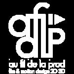 logo afdlp baseline white