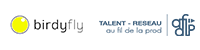 logos birdy fly