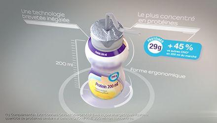 Film 3D – Nutrition orale